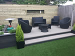 Decking Area fitted for Andy in Macclesfield