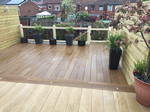 Decking installation - Stockport