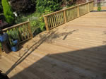Decking - Ivy Road/Macclesfield