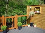 Derby Decking Installation