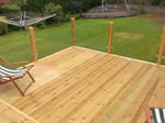 New Decking fitted by AJ Decking