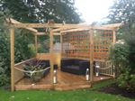Decking - Sutton, Macclefield