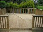 Decking - Una / Macclesfield